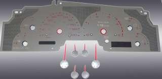 2003 2004 FORD F250 F350 DIESEL POWERSTROKE GAUGE FACE