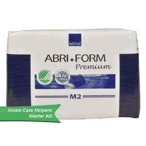 Abena Abri Form Premium, Medium (M2) (Sample Pack of 2