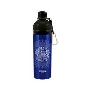Blue Paw Medallion K9 Dog Reusable Water Bottle