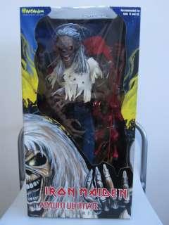 Iron Maiden Asylum Ultimate Eddie 18 Toy Figure. **MINT in BOX