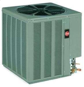 ton Rheem RUUD a/c AC Condenser R 22 NEW MODEL