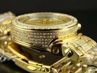 Joe Rodeo Jojo Mens Master Diamond Watch 2 20ct Jjm4