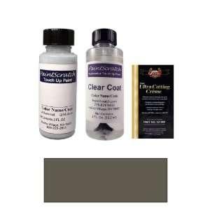 2 Oz. Dark Gray Metallic (matt) Paint Bottle Kit for 2007
