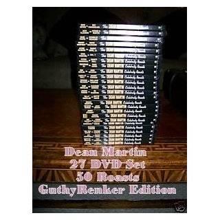 GUTHY RENKER PRODUCTION: Dean Martin CELEBRITY ROASTS 27 DVD