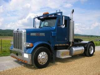 Single Axle Semi Truck For Sale