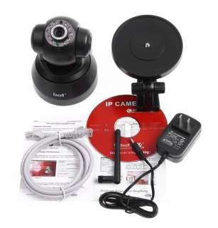 EasyN Wireless IP Camera webcam Web CCTV Camera Wifi Network IR