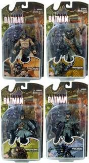 Batman Return Of Bruce Wayne Series 1 Figures Set Of 4