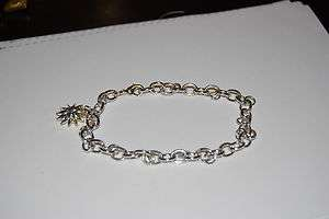 NEW $75 Snowflake Wishes charm bracelet from Waterford NEW for 2011