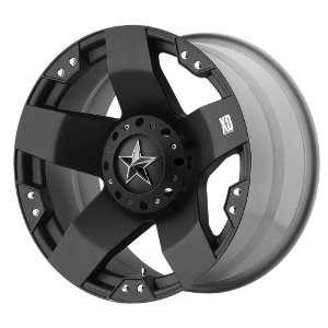 XD Series Rockstar XD775 Matte Black Wheel (18x9/8x170mm) Automotive