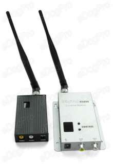 Wireless Video/Audio Transmitter/Receiver 8CH for Cam