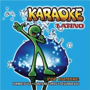 Karaoke Latino: Pop Hombre: Various Artists: Music