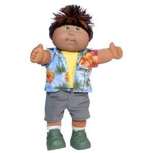 Doll Magic ouch   African American Boy Black Hair oys & Games