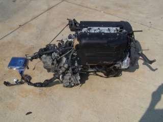 JDM Toyota 4AGE 20V 6 speed Blacktop Engine Swap AE86 AE101 AE