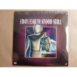 The Day the Earth Stood Still LASERDISC Special Collector