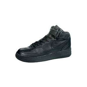 Bandana Fever :: Nike Air Force One Mid Top (Black