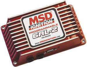 MSD 6530 Digital Programmable 6AL 2 Chevy Ford Mopar