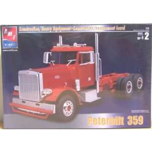 PETERBILT 359 Model Truck Kit 1:25 Scale AMT ERTL: Toys