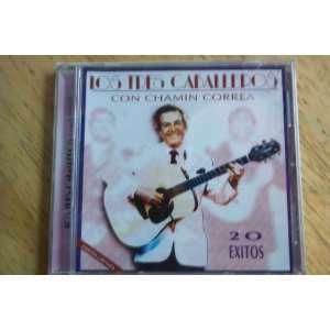 Con Chamin Correa res Caballeros Music