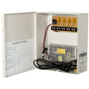 Power Box, 4 channels, 5 Amps, 1.25A per channel