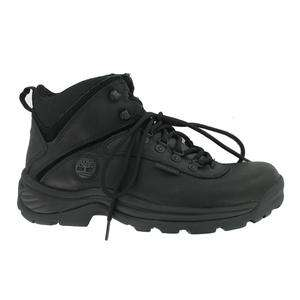 TIMBERLAND 12122 WHITE LEDGE BLACK HIKING BOOTS SHOES 14 WIDE