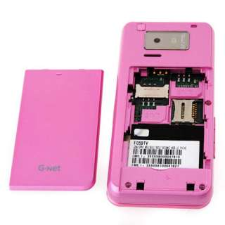 SIM Card Mobile Phone TV FM Bluetooth Camera 2.8 Inch Cellphone