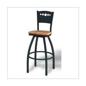 Vinyl   Naugahyde Paprika Grand Rapids Chair Artisan Custom