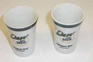 TULLAMORE DEW IRISH WHISKEY CERAMIC SHOT GLASS SET
