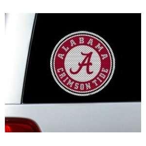 Alabama Crimson Tide Die Cut Window Film Sports