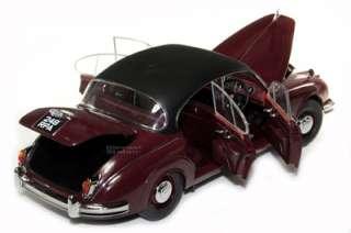 MODEL ICONS 1962 JAGUAR MK MARK II INSPECTOR MORSE 1/18