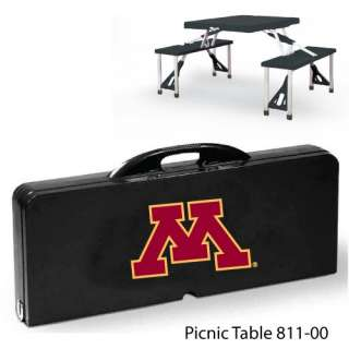 Portable Picnic Table NCAA College Logo 60 Teams New MW