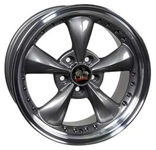 17 Rim Fits Mustang® Bullitt Wheels Anthracite 17x9