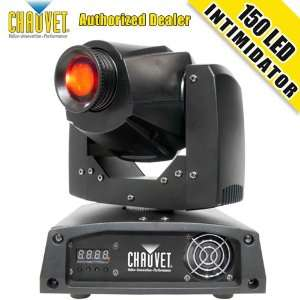 Chauvet Intimidator Wash LED 150 DMX DJ Lights Patio