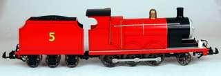 22.5) Thomas & Friends James The Red Engine 91403 022899914039