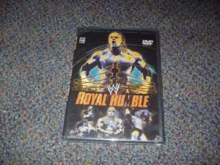 wwe royal rumble dvd 2003 boston mass