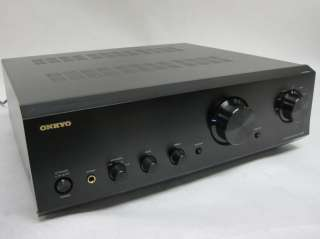 Onkyo A 9555 Integrated Audio Surround Sound Digital Stereo Amplifier