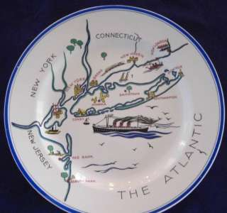 Boch la Louviere The Atlantic Plate from Belgium