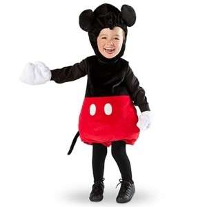 Mickey Mouse Plush Costume 6 9 Months