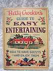 1959 BETTY CROCKERS GUIDE TO EASY ENTERTAINING   1ST EDITION   1ST