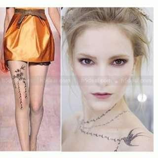 Sexy Fashion Ladies Body Art Temporary Tattoo Sticker G