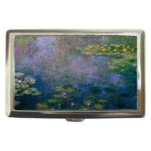 Claude Monet Water Lilies Fine Art Impressionism Painting