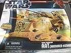 Star Wars Phantom Menence AAT Armored Assault Tank Firing Missles New