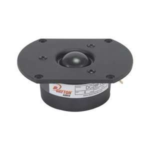 Dayton Audio DC28FT 8 1 1/8 Silk Dome Truncated Tweeter