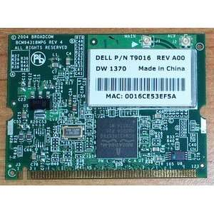 Dell Inspiron 2200 Wireless Card T9016   0T9016