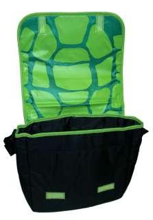 Teenage Mutant Ninja Turtles TMNT Cast Warhol Messenger Bag