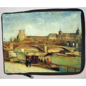 Van Gogh Art Bologne Laptop Sleeve   Note Book sleeve   Apple iPad