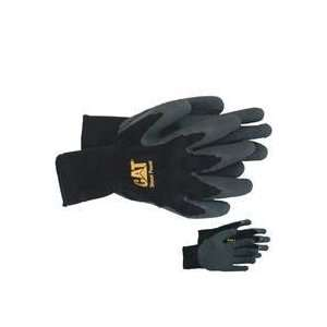 Extra Large Cotton Latex Coated Palm Gloves Patio, Lawn & Garden