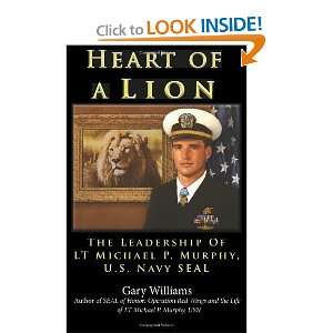 . Michael P. Murphy, U.S. Navy SEAL [Paperback] Gary Williams Books