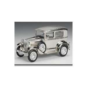 Liberty Classics (LIB20233) 1/25 Scale Chrome Plated Ford