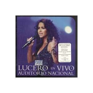 EN VIVO AUDITORIO NACIONAL (2CDS): LUCERO: Music