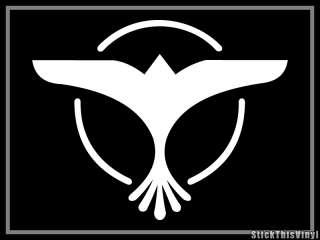 Tiesto Dove Trance Techno Decal Vinyl Sticker (2x)